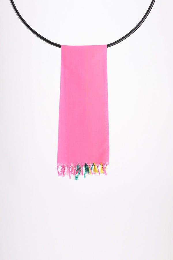 Women's Pink Stole